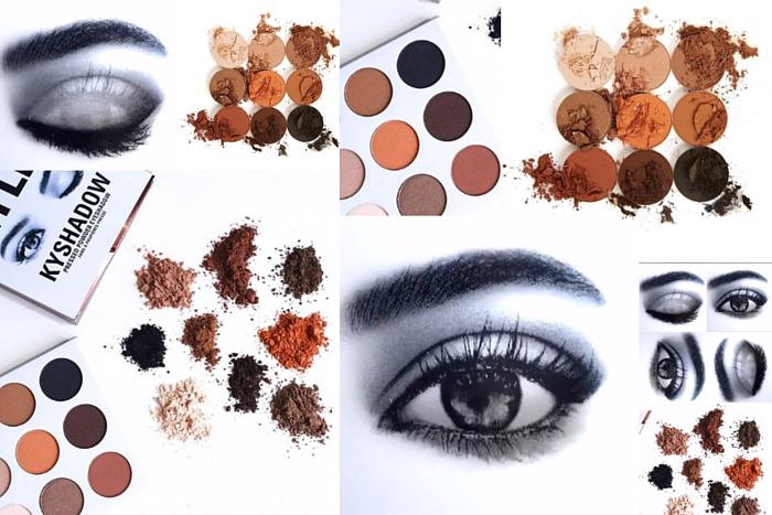 Kylie jenner kyshadow kit beauty