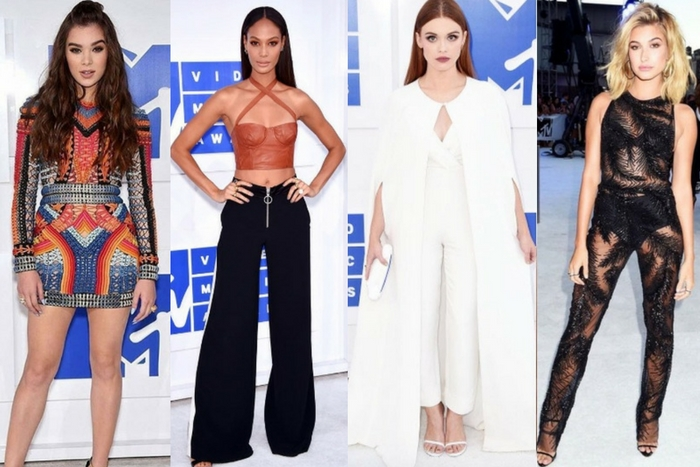 Vma awards best dressed celebrities 2016