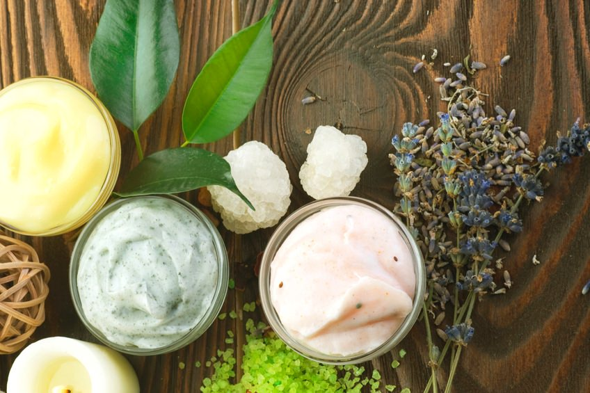 Organic beauty product diys
