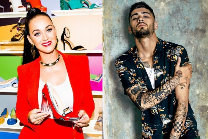 Katy perry global brands group zayn malik giuseppe shoe collection