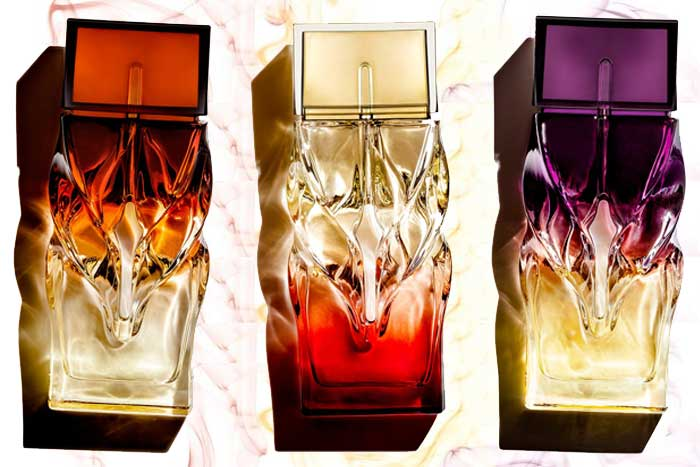 Christian louboutin first ever perfumes launch