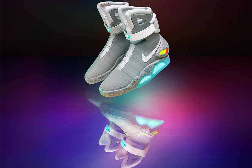2016 nike mag self lacing trainers shoes